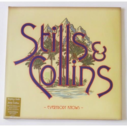 Виниловые пластинки  Stephen Stills & Judy Collins – Everybody Knows / 19075801061 / Sealed в Vinyl Play магазин LP и CD  09759
