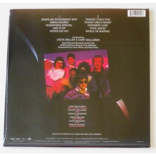 Картинка  Виниловые пластинки  Steve Miller Band – Abracadabra / LTD / 00602577299193 / Sealed в  Vinyl Play магазин LP и CD   09741 1