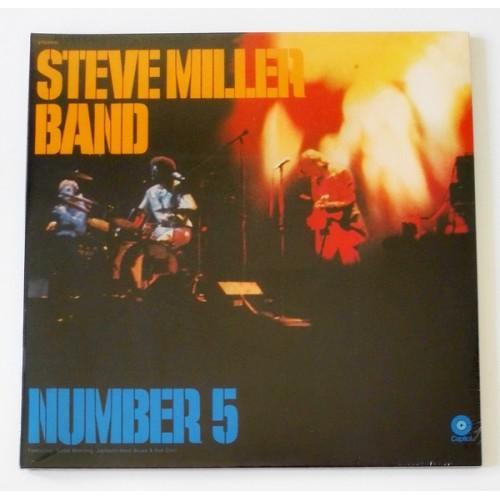 Виниловые пластинки  Steve Miller Band – Number 5 / LTD / 00602567239062 / Sealed в Vinyl Play магазин LP и CD  09738