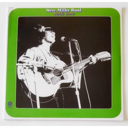 Виниловые пластинки  Steve Miller Band – Rock Love / LTD / 00602567239086 / Sealed в Vinyl Play магазин LP и CD  09737