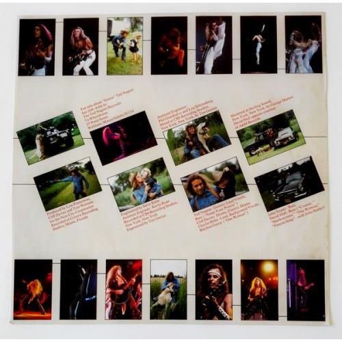 Картинка  Виниловые пластинки  Ted Nugent – Weekend Warriors / 25·3P-27 в  Vinyl Play магазин LP и CD   09854 2