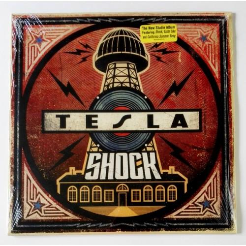 Виниловые пластинки  Tesla – Shock / B0029157-01 / Sealed в Vinyl Play магазин LP и CD  09988