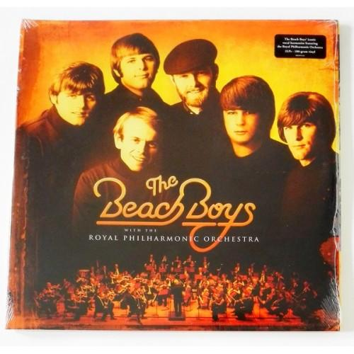 Виниловые пластинки  The Beach Boys With The Royal Philharmonic Orchestra / B0028576-01 / Sealed в Vinyl Play магазин LP и CD  09612