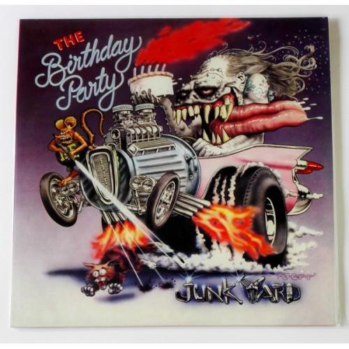 Виниловые пластинки  The Birthday Party – Junkyard / LTD / Numbered / DPRLP30 / Sealed в Vinyl Play магазин LP и CD  09975