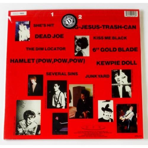 Картинка  Виниловые пластинки  The Birthday Party – Junkyard / LTD / Numbered / DPRLP30 / Sealed в  Vinyl Play магазин LP и CD   09975 1