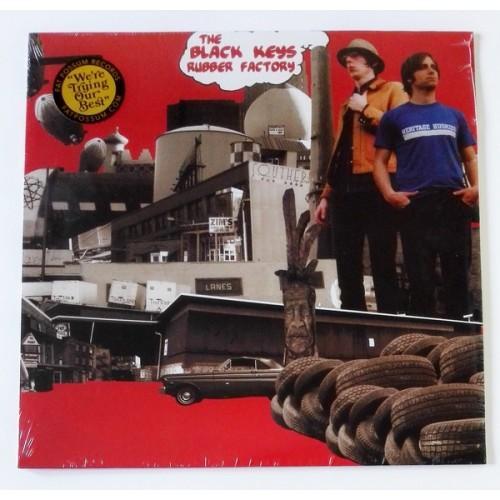 Виниловые пластинки  The Black Keys – Rubber Factory / 80379-1 / Sealed в Vinyl Play магазин LP и CD  10008