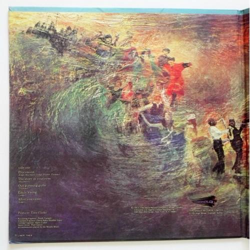 Картинка  Виниловые пластинки  The Moody Blues – Every Good Boy Deserves Favour / THS 5 в  Vinyl Play магазин LP и CD   09835 5