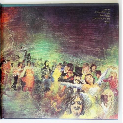 Картинка  Виниловые пластинки  The Moody Blues – Every Good Boy Deserves Favour / THS 5 в  Vinyl Play магазин LP и CD   09835 6
