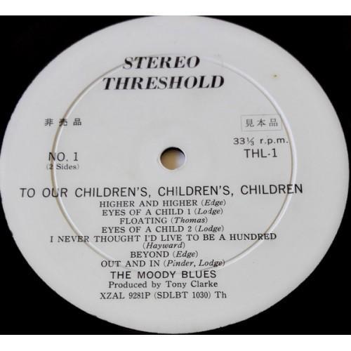 Картинка  Виниловые пластинки  The Moody Blues – To Our Childrens Childrens Children / THL 1 в  Vinyl Play магазин LP и CD   09863 6