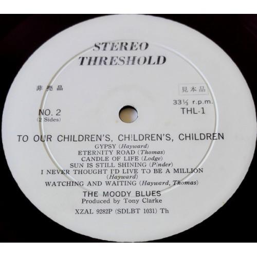 Картинка  Виниловые пластинки  The Moody Blues – To Our Childrens Childrens Children / THL 1 в  Vinyl Play магазин LP и CD   09863 7