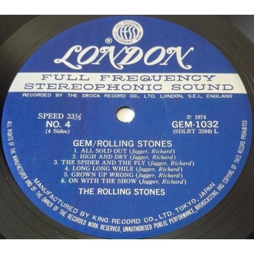 Картинка  Виниловые пластинки  The Rolling Stones – Gem / GEM 1031 / 32 в  Vinyl Play магазин LP и CD   09857 3