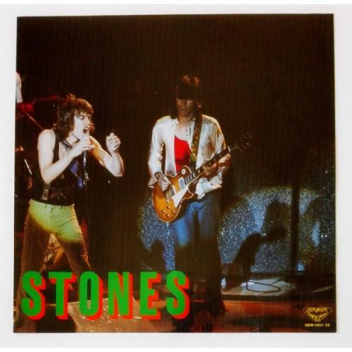 Картинка  Виниловые пластинки  The Rolling Stones – Gem / GEM 1031 / 32 в  Vinyl Play магазин LP и CD   09857 5