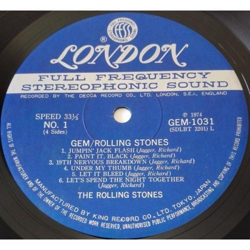 Картинка  Виниловые пластинки  The Rolling Stones – Gem / GEM 1031 / 32 в  Vinyl Play магазин LP и CD   09857 6