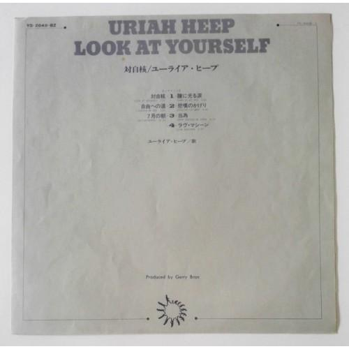 Картинка  Виниловые пластинки  Uriah Heep – Look At Yourself / YS-2649-BZ в  Vinyl Play магазин LP и CD   09619 2
