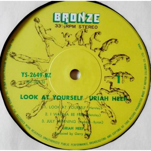 Картинка  Виниловые пластинки  Uriah Heep – Look At Yourself / YS-2649-BZ в  Vinyl Play магазин LP и CD   09619 4