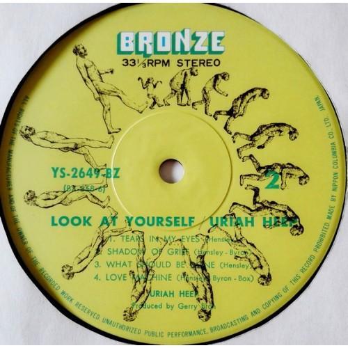 Картинка  Виниловые пластинки  Uriah Heep – Look At Yourself / YS-2649-BZ в  Vinyl Play магазин LP и CD   09619 5