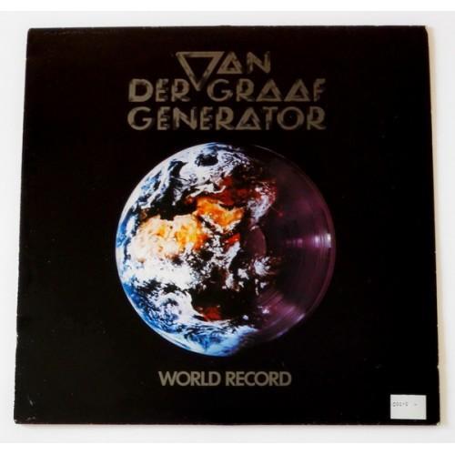 Виниловые пластинки  Van Der Graaf Generator – World Record / CAS 1120 в Vinyl Play магазин LP и CD  09832