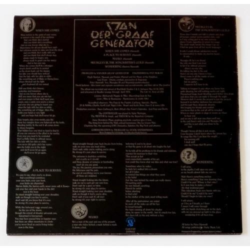 Картинка  Виниловые пластинки  Van Der Graaf Generator – World Record / CAS 1120 в  Vinyl Play магазин LP и CD   09832 2