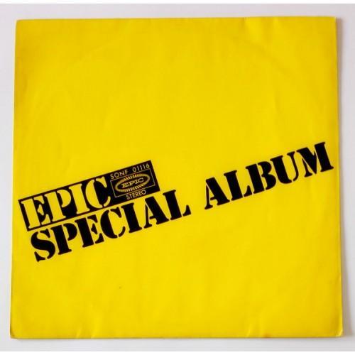 Виниловые пластинки  Various – Epic Special Album / SONF-01116 в Vinyl Play магазин LP и CD  09767