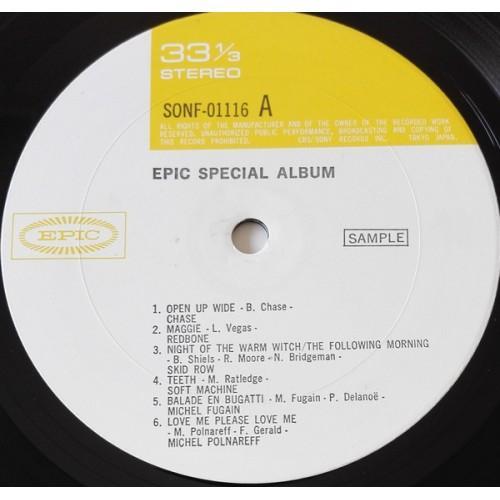 Картинка  Виниловые пластинки  Various – Epic Special Album / SONF-01116 в  Vinyl Play магазин LP и CD   09767 1