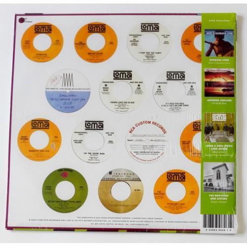 Картинка  Виниловые пластинки  Various – Loma: A Soul Music Love Affair Volume 3: Sad, Sad Feeling 1964-1968 / FDR 626 / Sealed в  Vinyl Play магазин LP и CD   09731 1