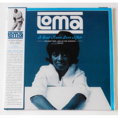 Виниловые пластинки  Various – Loma: A Soul Music Love Affair Volume Two: Get In The Groove 1965-1968 / FDR 625 / Sealed в Vinyl Play магазин LP и CD  09730