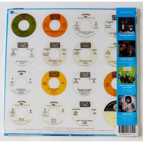 Картинка  Виниловые пластинки  Various – Loma: A Soul Music Love Affair Volume Two: Get In The Groove 1965-1968 / FDR 625 / Sealed в  Vinyl Play магазин LP и CD   09730 1