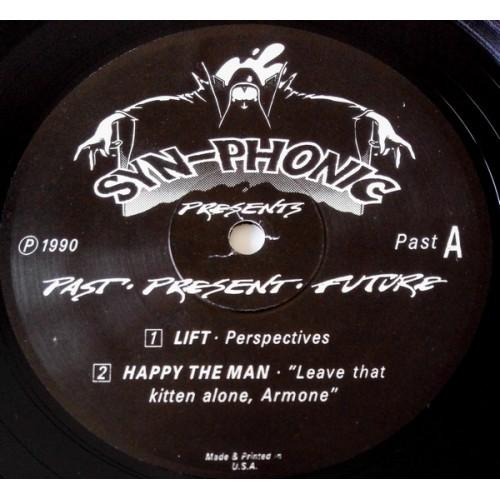 Картинка  Виниловые пластинки  Various – Past Present Future / SYNPHO 10 в  Vinyl Play магазин LP и CD   09787 8