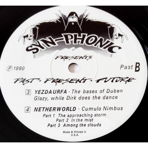 Картинка  Виниловые пластинки  Various – Past Present Future / SYNPHO 10 в  Vinyl Play магазин LP и CD   09787 3