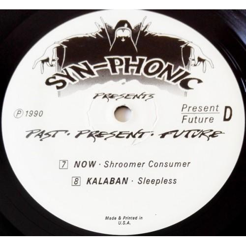 Картинка  Виниловые пластинки  Various – Past Present Future / SYNPHO 10 в  Vinyl Play магазин LP и CD   09787 1