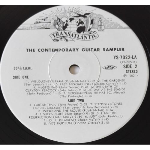 Картинка  Виниловые пластинки  Various – The Contemporary Guitar Sampler / YS-7022-LA в  Vinyl Play магазин LP и CD   09770 4