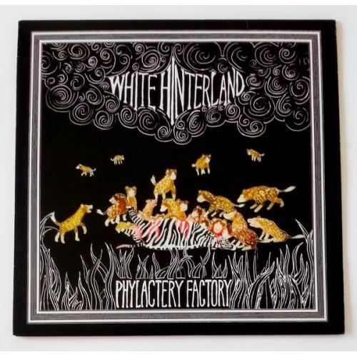 Виниловые пластинки  White Hinterland – Phylactery Factory / DOC009 в Vinyl Play магазин LP и CD  09831