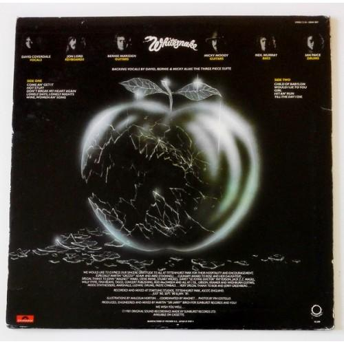Картинка  Виниловые пластинки  Whitesnake – Come An' Get It / 28MM 0027 в  Vinyl Play магазин LP и CD   09868 2