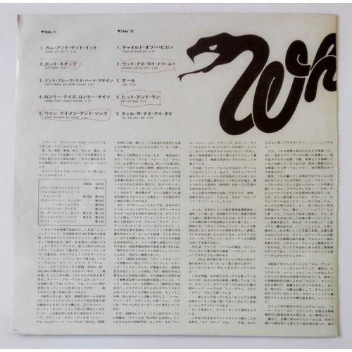 Картинка  Виниловые пластинки  Whitesnake – Come An' Get It / 28MM 0027 в  Vinyl Play магазин LP и CD   09868 1