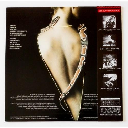 Картинка  Виниловые пластинки  Whitesnake – Slide It In / 25AP 2680 в  Vinyl Play магазин LP и CD   09837 1