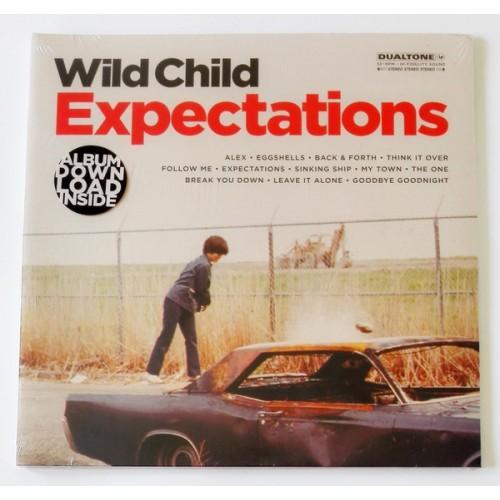 Виниловые пластинки  Wild Child – Expectations / 80302-01850-12 / Sealed в Vinyl Play магазин LP и CD  09734