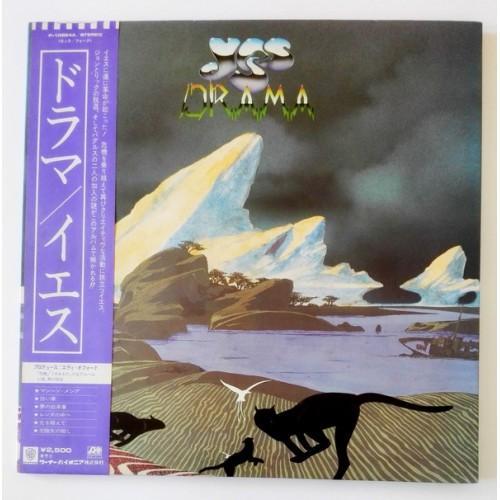 Виниловые пластинки  Yes – Drama / P-10854A в Vinyl Play магазин LP и CD  09865