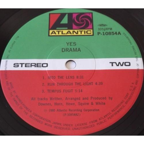 Картинка  Виниловые пластинки  Yes – Drama / P-10854A в  Vinyl Play магазин LP и CD   09865 2