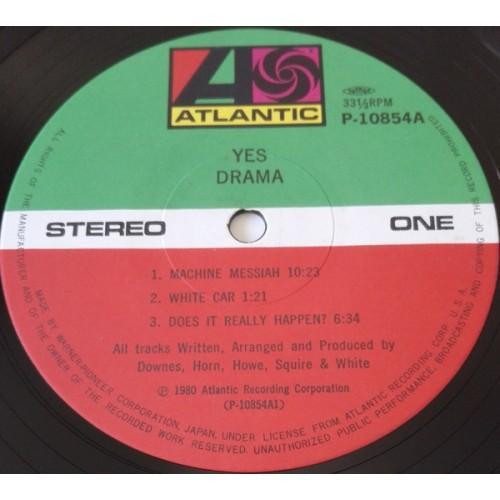Картинка  Виниловые пластинки  Yes – Drama / P-10854A в  Vinyl Play магазин LP и CD   09865 1