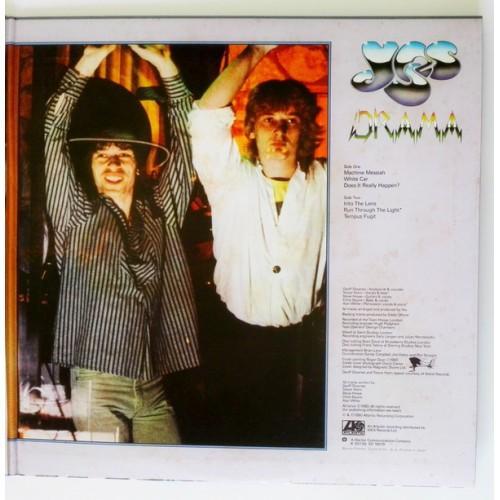 Картинка  Виниловые пластинки  Yes – Drama / P-10854A в  Vinyl Play магазин LP и CD   09865 4