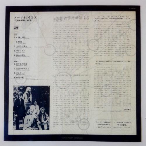 Картинка  Виниловые пластинки  Yes – Tormato / P-10572A в  Vinyl Play магазин LP и CD   09864 2