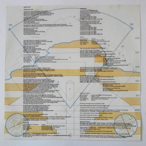 Картинка  Виниловые пластинки  Yes – Tormato / P-10572A в  Vinyl Play магазин LP и CD   09864 4