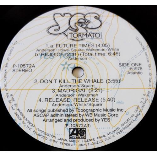 Картинка  Виниловые пластинки  Yes – Tormato / P-10572A в  Vinyl Play магазин LP и CD   09864 5