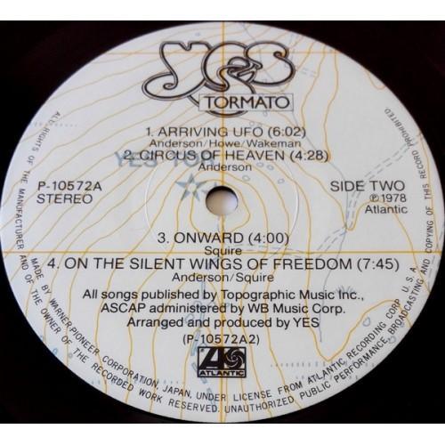Картинка  Виниловые пластинки  Yes – Tormato / P-10572A в  Vinyl Play магазин LP и CD   09864 6